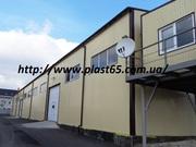 Строительство складов,  складских помещений в Украине.