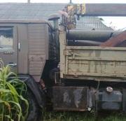 Продаем автоманипулятор HANSMI JET,  4 тонны,  КАМАЗ 53212,  1993 г.в.