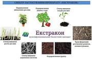 ЕкстраКон препарат іноваційна розробка трансформує рослинні рештки в біогумус