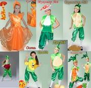 Прокат детских карнавальных костюмов,   Киев