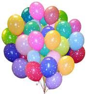 Гелиевые шарики купить Киев с доставкой!