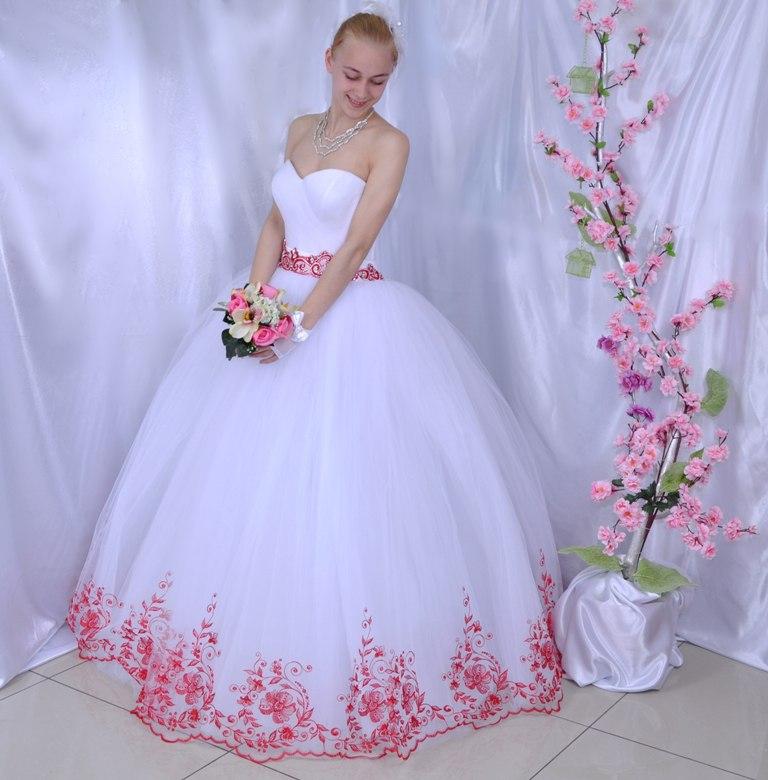 Свадебное платье маринетт