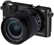 Новая Камера Samsung NX210 Kit