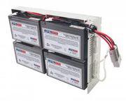 Замена аккумулятора в ИБП (UPS,  калибровка APC),  эхолоте,  блоке питани