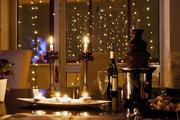 Шоколадный фонтан на Новый год