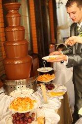 Аренда шоколадного фонтана на праздник