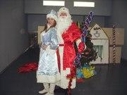 Заказать Деда Мороза и Снегурочку в броварах