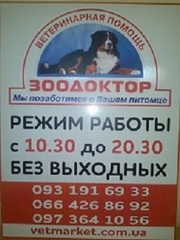 Ветеринарный кабинет, Зоомагазин ЗооДоктор