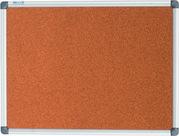 Пробковая доска информационная 45x60 см