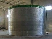 Металлическая емкость для Кас 100 м3