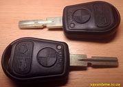 BMW ключ заготовка на БМВ е36,  е46,  е39,  е38 дорестайл.