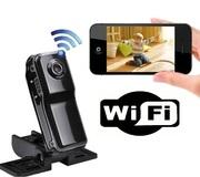 MD81 Wi-Fi Мини видеокамера фотоаппарат 1080Р Full-HD