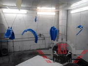 Подготовка пайка покраска бамперов