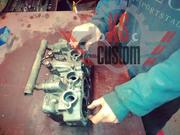 Ремонт двигателей мотоциклов на профессиональном уровне
