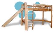Кровать-чердак Пеппи