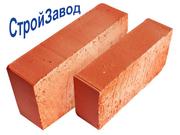 Кирпич рядовой полнотелый М100 250х120х65 мм Киев
