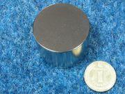 Неодимовый магнит 45*30