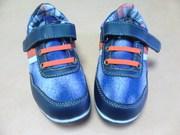 Практичные туфли-кроссовки на мальчика р. 26-31