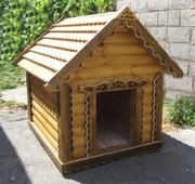 Будка для любимой собаки,  любые варианты будок,  хороший дом для собаки