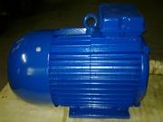 Электродвигатель 4АМ-160-S2.  15 кВт. 3000 об.м.