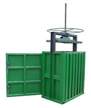 Пресс механический ПДО-03МХ для втор сырья