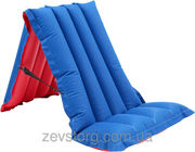 Сверхпрочный матрас-кресло для кемпинга