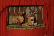 Кукольный спектакль на детский праздник
