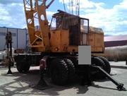 Продаем пневмоколесный кран КС-5363Б,  25 тонн,  1984 г.в.
