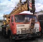 Продаем автокран DS-0184T Bumar,  16-18 тонн,  1986 г.в.