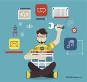 Разработка ПРОДАЮЩИХ сайтов для Вашего бизнеса любой сложности.