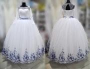 Свадебные платья в Украинском стиле в наличии