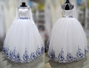 Свадебные платья в Украинском стиле,  Киев