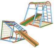 Спортивно-игровой комплекс Дракончик,  игровой комплекс для детей