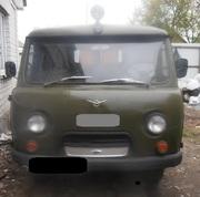 Продаем грузопассажирский автомобиль УАЗ 3962,  1991 г.в.
