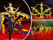 Ансамбль «Візінова» - набір дітей у студію танців.