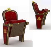 Кресла театральные,  Цена от 545 грн.  Кресла для пресс-центра