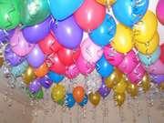 Воздушные шары (Киев) надувные шары в Киеве,  гелевые шарики Киев