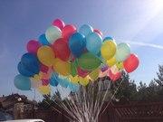 Воздушные шары,  невероятно веселый подарок!