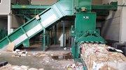 Пресс автоматический для вторсырья PAAL 50 тонн
