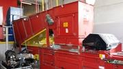 Пресс автоматический для вторсырья PERSTO 40 тонн