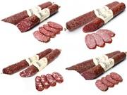 Молдавская сырокопченая колбаса