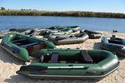 Ремонт надувных лодок