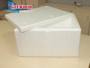 Цельноформованный ящик из пенополистирола
