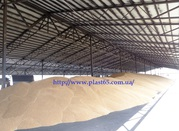 Зернохранилища под ключ,  строительство зернохранилищ,  овощехранилищ.
