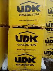 Газоблоки марки UDK по оптовым ценам в Киеве