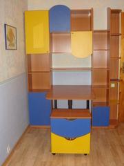 Мебель в детскую,  подростковую,  письменные столы на заказ Киев