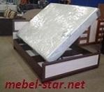 Кровать с подъемным механизмом и матрасом Морфей