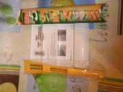 Новый нож с нержавеющей стали для чистки и нарезки овощей&фруктов 5в1.