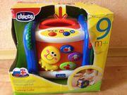Интерактивная игрушка Chicco говорящий куб