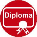 Пластиковые дипломы и сертификаты